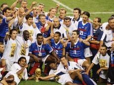 La Francia del Mondiale 1998. Goal