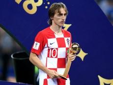 Modric sobre derrota na final da Copa: 'Nem sempre o melhor ganha'