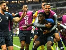 A França é a nova campeã do mundo. Goal