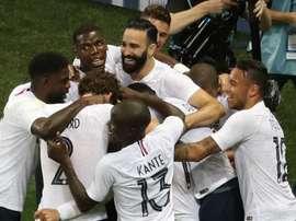 França faz grande jogo e bate a Itália em Nice. Goal