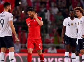 France were embarrassed against Turkey. GOAL