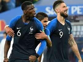 A Croácia enfrenta o jovem time francês em busca do título inédito. Goal