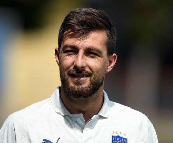 Acerbi replaces injured Chiellini in Italy squad. GOAL