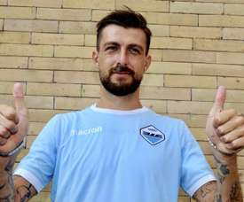 Acerbi has completed his move to Lazio. GOAL