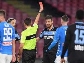 Gli squalificati di Serie A. Goal