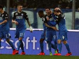 Doppietta di Caputo. Goal
