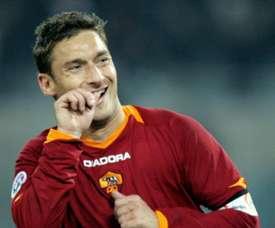 Francesco Totti AS Roma 2006. Goal