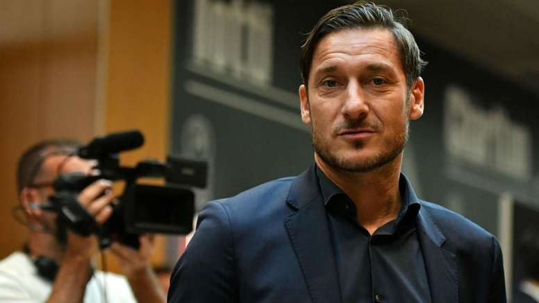Francesco Totti Roma.