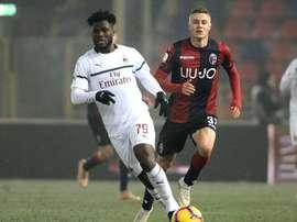 Milan a toujours du mal. Goal