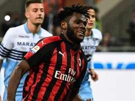Le Milan vient à bout de la Lazio. Goal