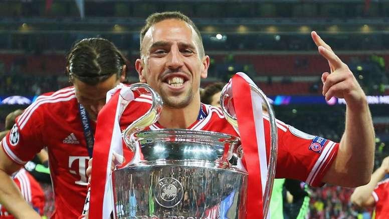 Ribery svela un retroscena. Goal