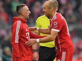 Os dois pontas marcaram uma geração nos bávaros. Goal