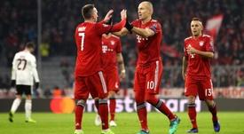 Pas de Ribery ni Robben. Goal