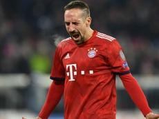 Mais um polêmica na conta de Ribery. Goal