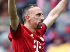 Ribery dice addio al Bayern