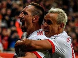 Franck Ribery, Bayern Munich. GOAL