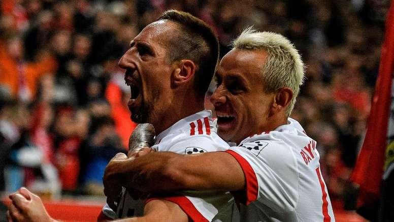 Bayern vence o Leverkusen, chega ao quinto triunfo seguido e abre 14 pontos na liderança da Bundesli