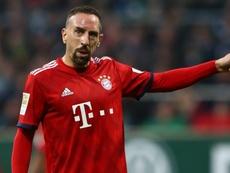 Ribery was Bayern's super-sub. GOAL