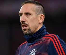 Bayern unsure of Ribery's future at the club. GOAL
