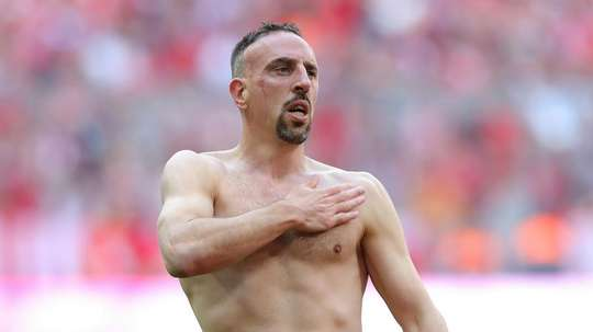He won't challenge Ronaldo, but Ribery hopes to play till 40. GOAL