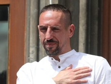 Napoli game could see Ribery debut. GOAL