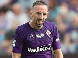 Fiorentina : 3 matches de suspension pour Ribéry. AFP