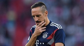 Franck Ribery FC Bayern. Goal