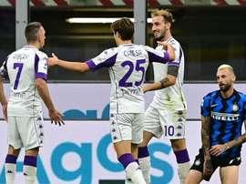 L'Inter Milan triomphe malgré Ribéry. goal