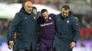 Quando torna Ribéry? I tempi di recupero