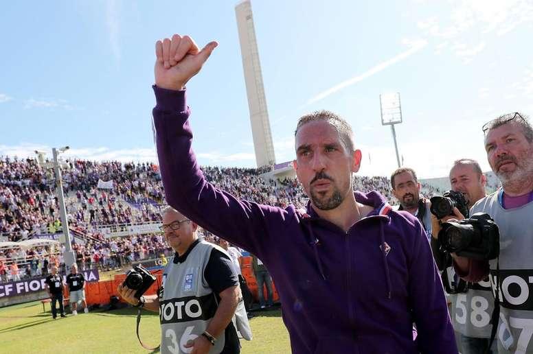 Ribéry peut souffler, FIFA 20 lui a refait le portrait. Goal