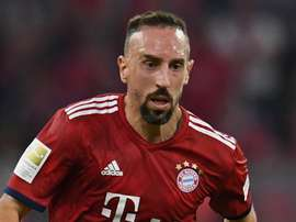 Ribery will sit out. GOAL