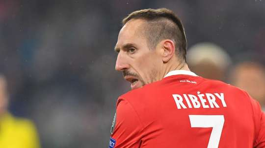 Ribery has vowed to deliver the DFB-Pokal title for Bayern Munich's fans. GOAL