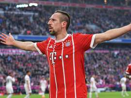 Ribery has finally put pen to paper on a new deal. GOAL