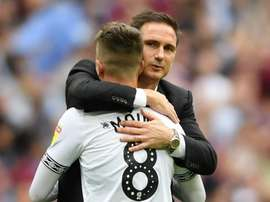 Lampard wants to give players like Mason Mount (pictured) a chance at Chelsea. GOAL