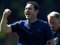 Lampard en veut plus. Goal