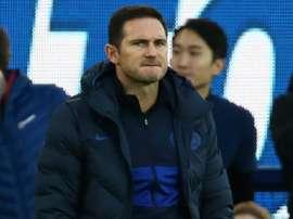 Lampard tempère les ardeurs. goal