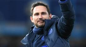 Lampard est satisfait de la victoire. Goal