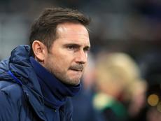 Lampard satisfait du travail de ses joueurs. GOAL