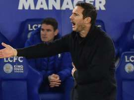 Lampard prend la défense de Kepa et Werner après la victoire en Cup. Goal