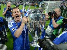 Lampard est de retour. Goal