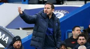 Lampard seeking consistency. GOAL