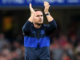Lampard expects, and hopes, to reach Liverpool's levels. GOAL