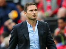 Lampard: Chelsea facing fight for top-six finish.