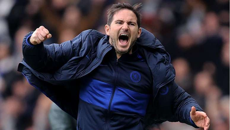Frank Lampard is very saddened by the death of Diego Maradona. GOAL
