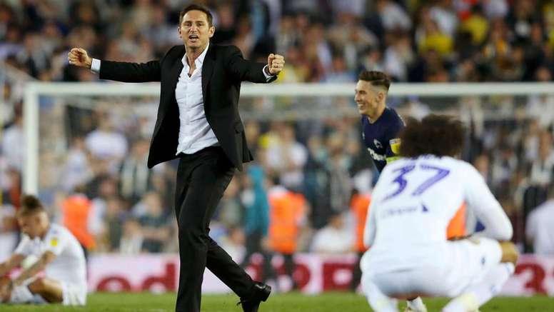 Lampard pourrait débarquer à Chelsea. Goal