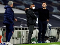 Mourinho donne une leçon à Frank Lampard pour le futur. goal