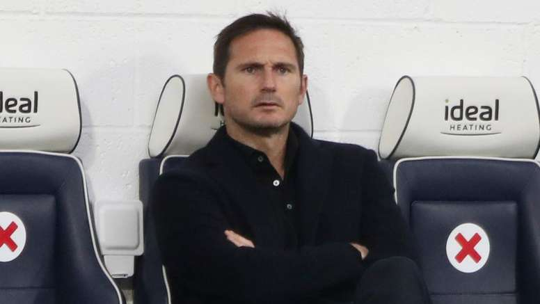 I want to be at Chelsea for as long as possible – Lampard not contemplating England yet. AFP