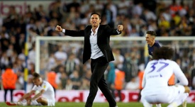 Frank Lampard's Derby County book their place in Wembley final. Goal