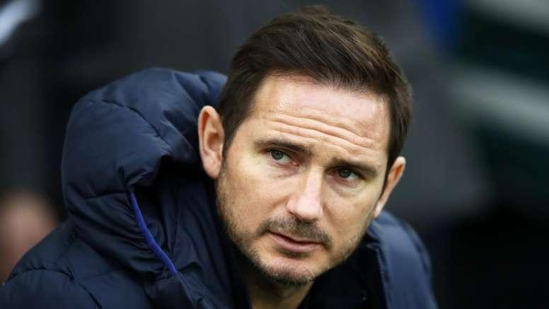 Lampard laments missed chances
