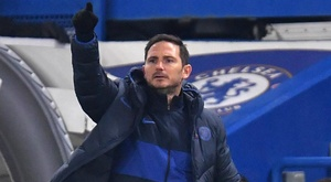 Lampard welcomes lifting of ban. GOAL